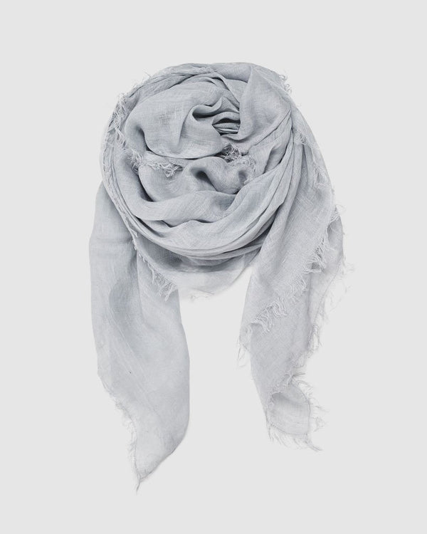 shop ethical sustainable & ethical clothing by Cloth & Co. Linen Scarf | Chambray