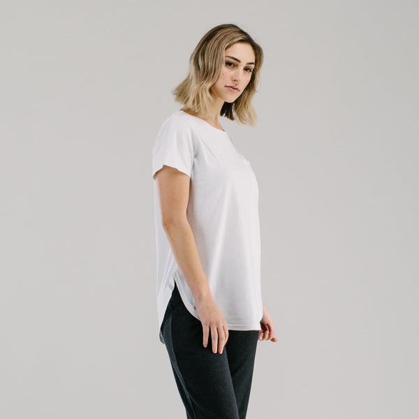 shop ethical sustainable & ethical clothing by Avila the label Classic Long T-shirt