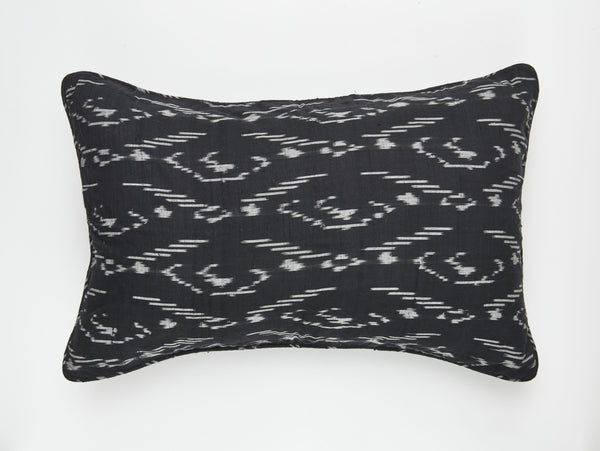 shop ethical sustainable & ethical clothing by Cloth & Co. Tribal Ikat Cushion