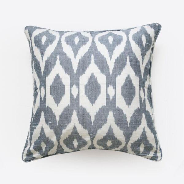 shop ethical sustainable & ethical clothing by Cloth & Co. Orissa Ikat Cushion