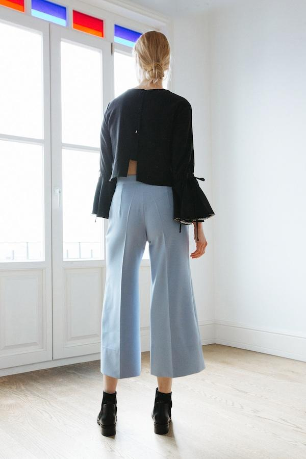 shop ethical sustainable & ethical clothing by OH SEVEN DAYS Feria Trousers