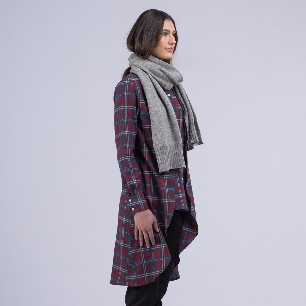 shop ethical sustainable & ethical clothing by Avila Luxe alpaca scarf