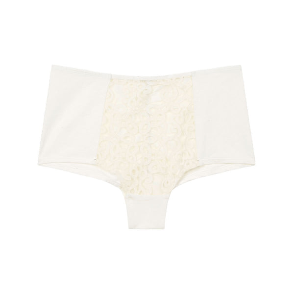 shop ethical sustainable & ethical clothing by Eco Intimates Isabella knickers in natural