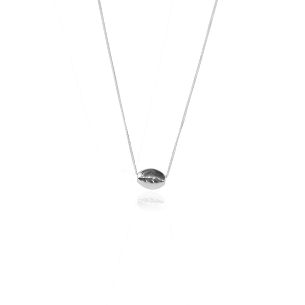 shop ethical sustainable & ethical clothing by La Luna Rose Jewellery Coconut and Bliss x La Luna Rose Kintamani Necklace - SILVER