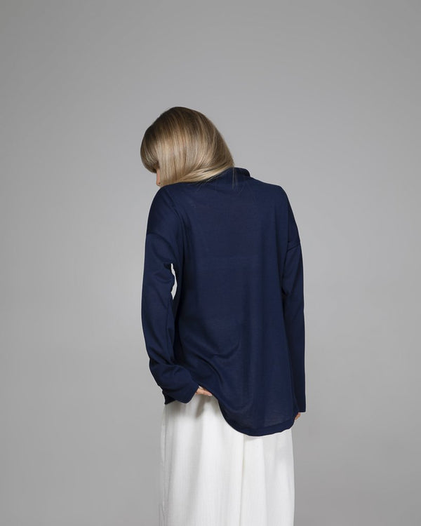 shop ethical sustainable & ethical clothing by Indecisive the label Limited Edition London Jumper