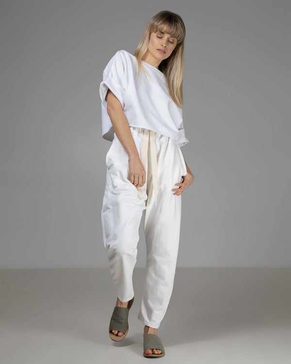 shop ethical sustainable & ethical clothing by Indecisive the label Alexis Harem Pants