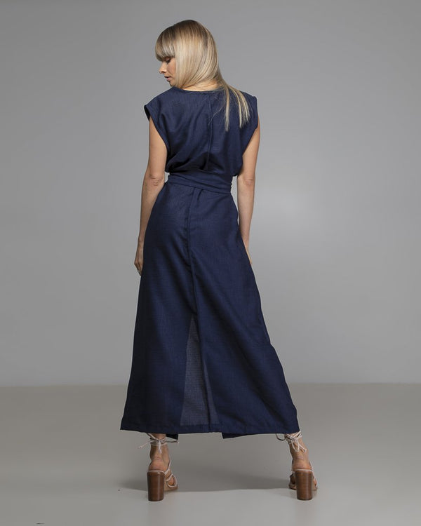 shop ethical sustainable & ethical clothing by Indecisive the label Limited Edition Asha Dress