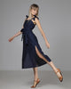 shop ethical sustainable & ethical clothing by Indecisivethelabel Limited Edition Kimmy Dress Navy