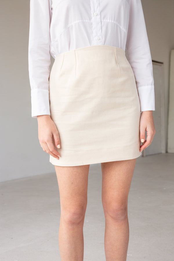 shop ethical sustainable & ethical clothing by Lois Hazel The Mosey Skirt