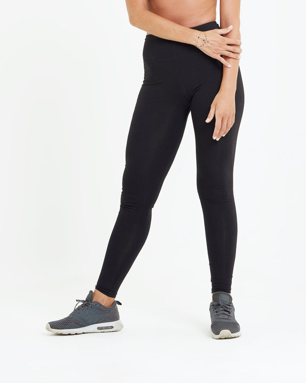 shop ethical sustainable & ethical clothing by LUNA & SOUL ACTIVE Basic Leggings