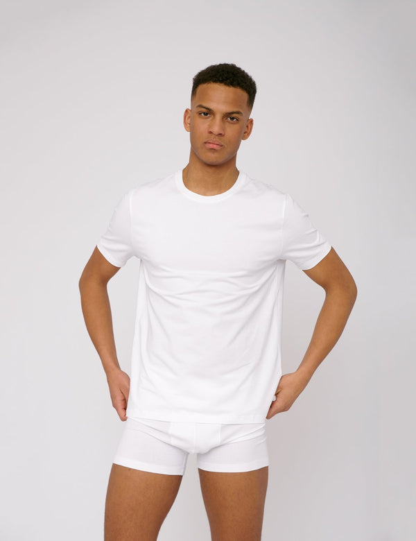 shop ethical sustainable & ethical clothing by ORGANIC BASICS Men's Tee