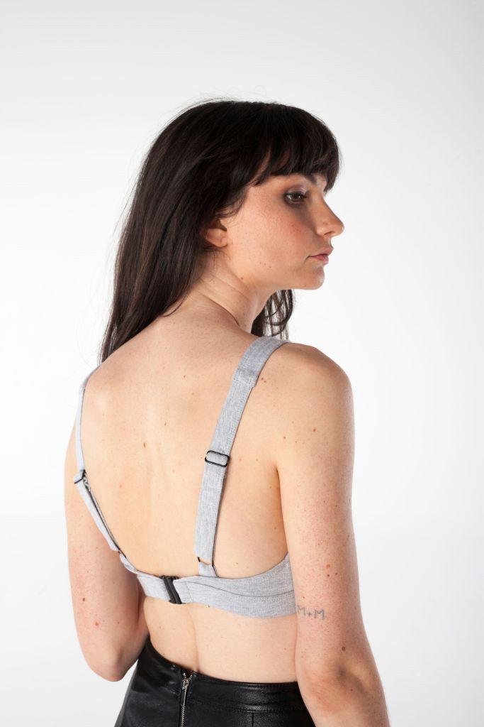 shop ethical sustainable & ethical clothing by UNCLE may BAILEE wireless bralette