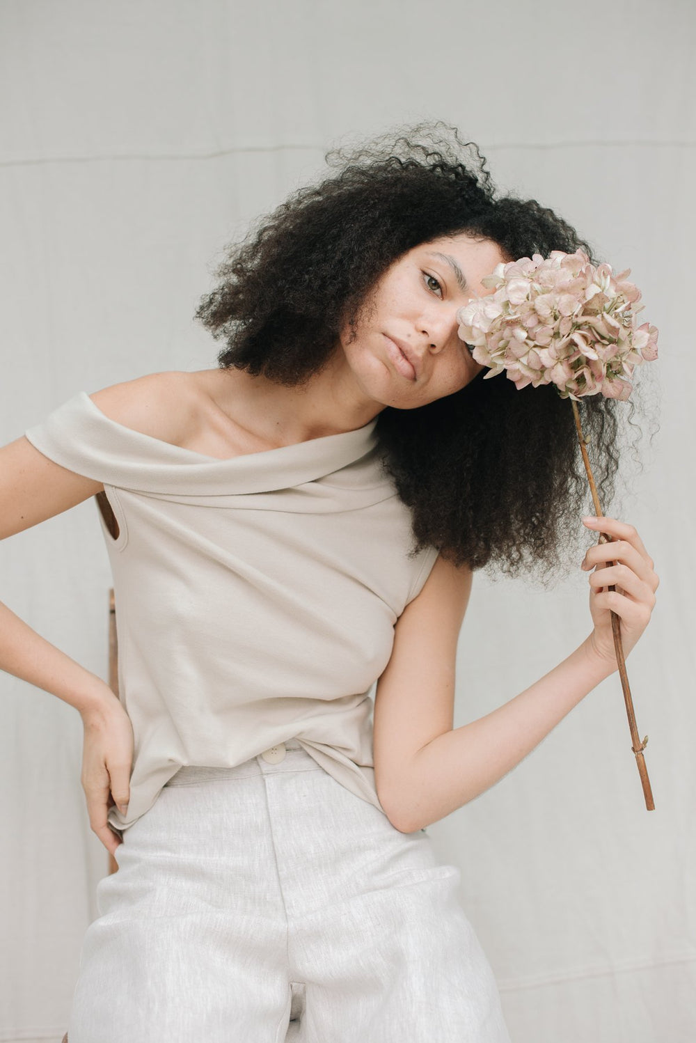 shop ethical sustainable & ethical clothing by Mina Edun Knit