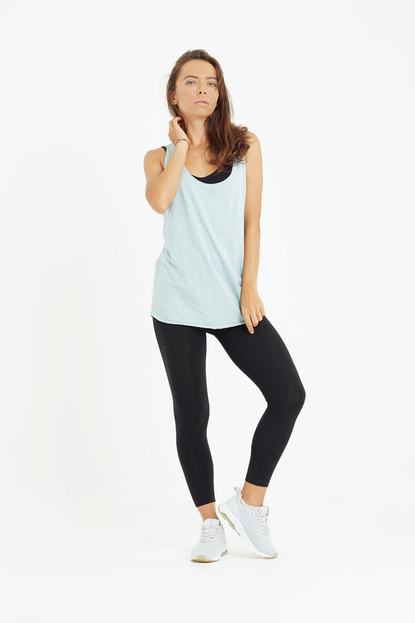 shop ethical sustainable & ethical clothing by LUNA & SOUL ACTIVE Oversized Tank