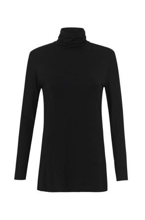 shop ethical sustainable & ethical clothing by CEDAR & ONYX Hideaway Bamboo Turtleneck