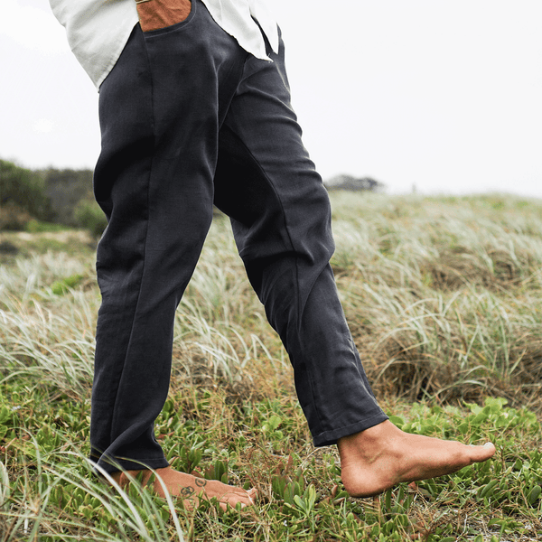shop ethical sustainable & ethical clothing by Tasi Travels Roamer Pants