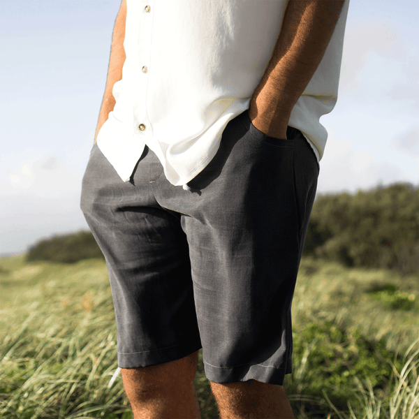shop ethical sustainable & ethical clothing by Tasi Travels Roamer Shorts