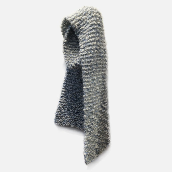 shop ethical sustainable & ethical clothing by R E V I E Revie Scarf - Ice Blue