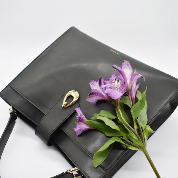 shop ethical sustainable & ethical clothing by BALINCOURT The Rare Bloom Shoulder Bag