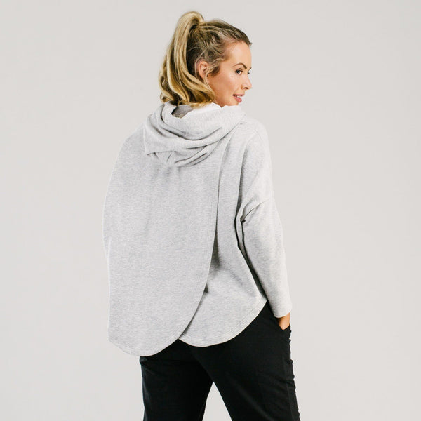 shop ethical sustainable & ethical clothing by Avila the label Swing Hoodie
