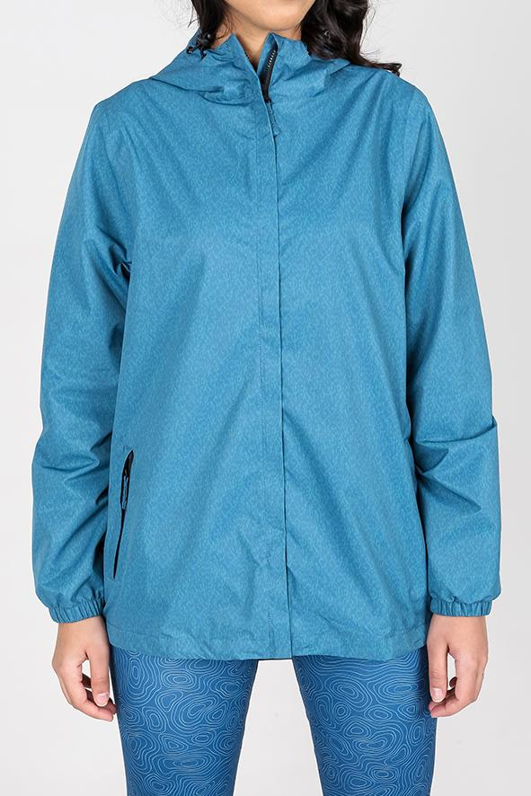 shop ethical sustainable & ethical clothing by TEAM TIMBUKTU Tech Jacket - Opal - xs & m only