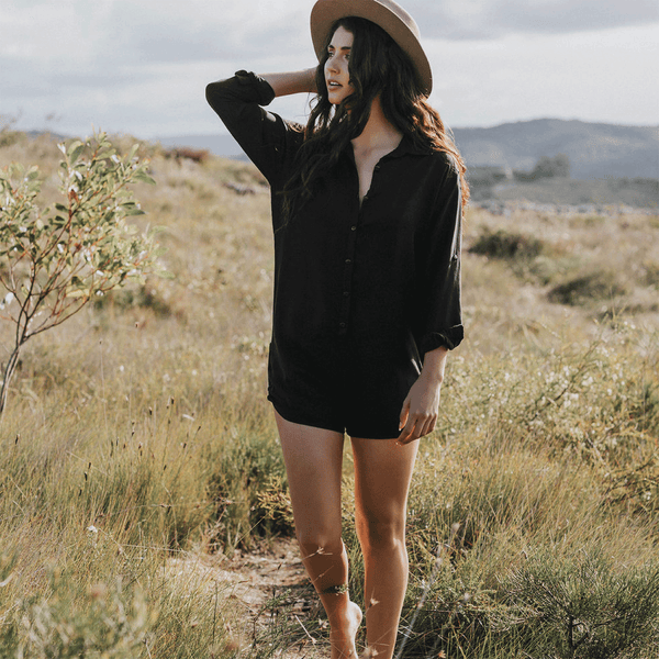 shop ethical sustainable & ethical clothing by Tasi Travels Wanderer Romper