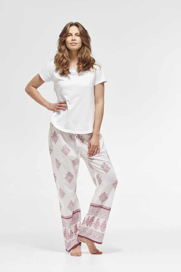 shop ethical sustainable & ethical clothing by Cloth & Co. Jaipur Pajamas