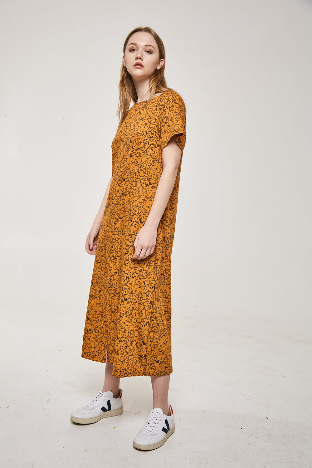 shop ethical sustainable & ethical clothing by Arc & Bow Focus Dress