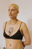 shop ethical sustainable & ethical clothing by BARE BOUTIQUE Awhi Bra in Dark Brown