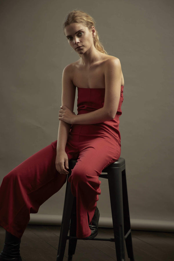 shop ethical sustainable & ethical clothing by Mina Moi Jumpsuit