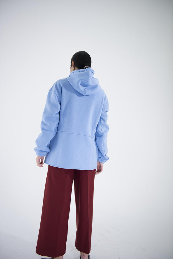 shop ethical sustainable & ethical clothing by OH SEVEN DAYS Sroda Hoody