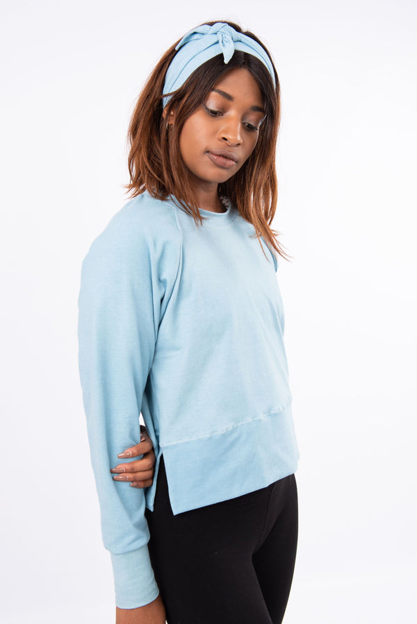 shop ethical sustainable & ethical clothing by Luna & Soul Active Oversized Shiva Jumper