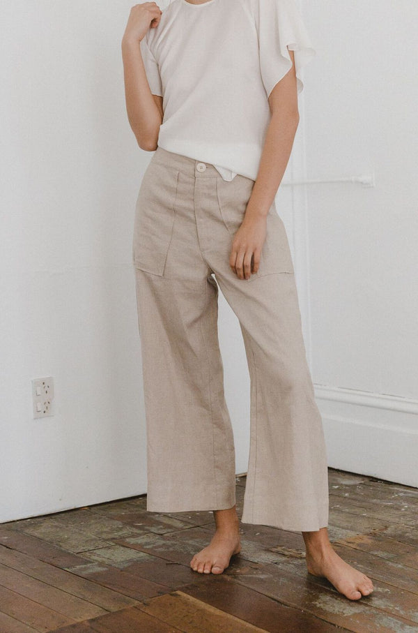shop ethical sustainable & ethical clothing by MINA FOR HER Mali Pants