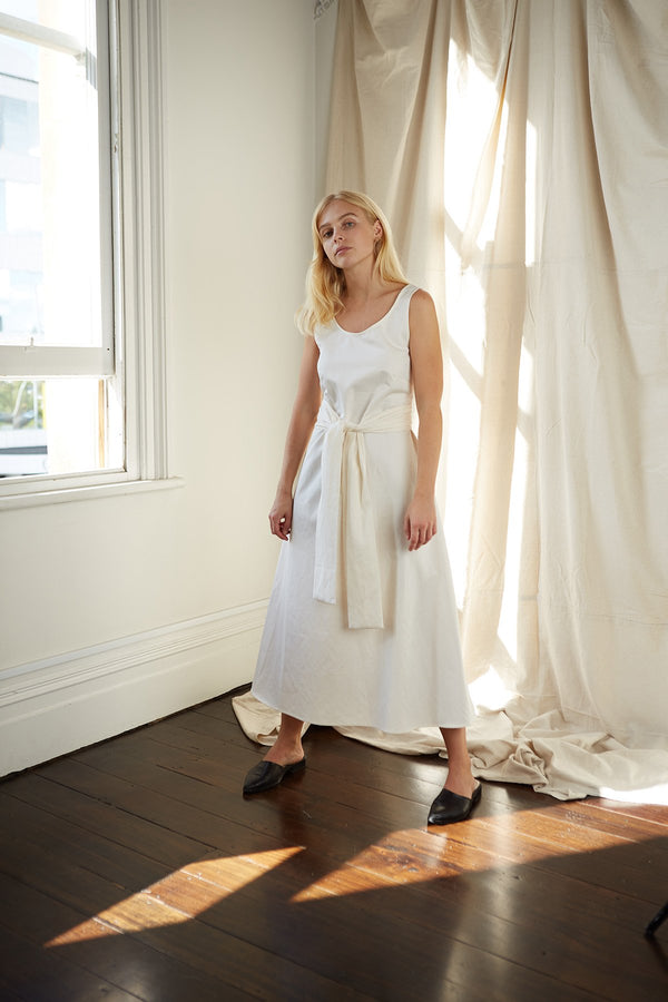 shop ethical sustainable & ethical clothing by Mina Honey dress