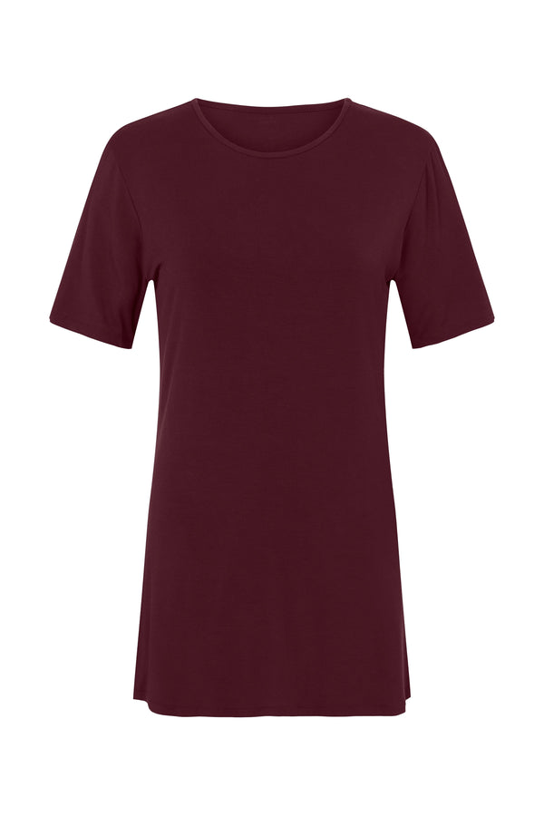 Where Have You Been... Bamboo T-shirt (Wine)