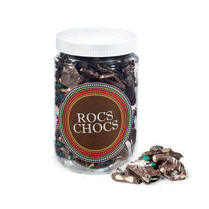 Dark Chocolate ROCS, 1 lb.