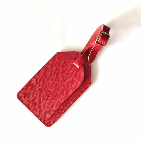 Privacy Luggage Tag