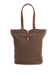 Leather & Canvas MONACO Tote