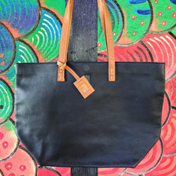 CAPRI Two-Toned Tote