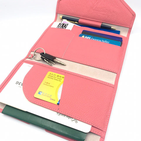 Trifold Travel Organizer