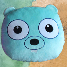 Gopher Pillow