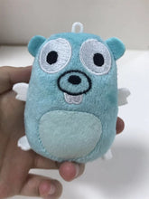 Gopher Keychain