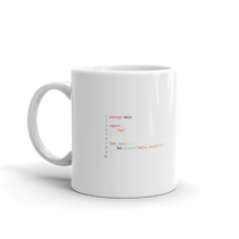 GolangMarket Hello World Mug