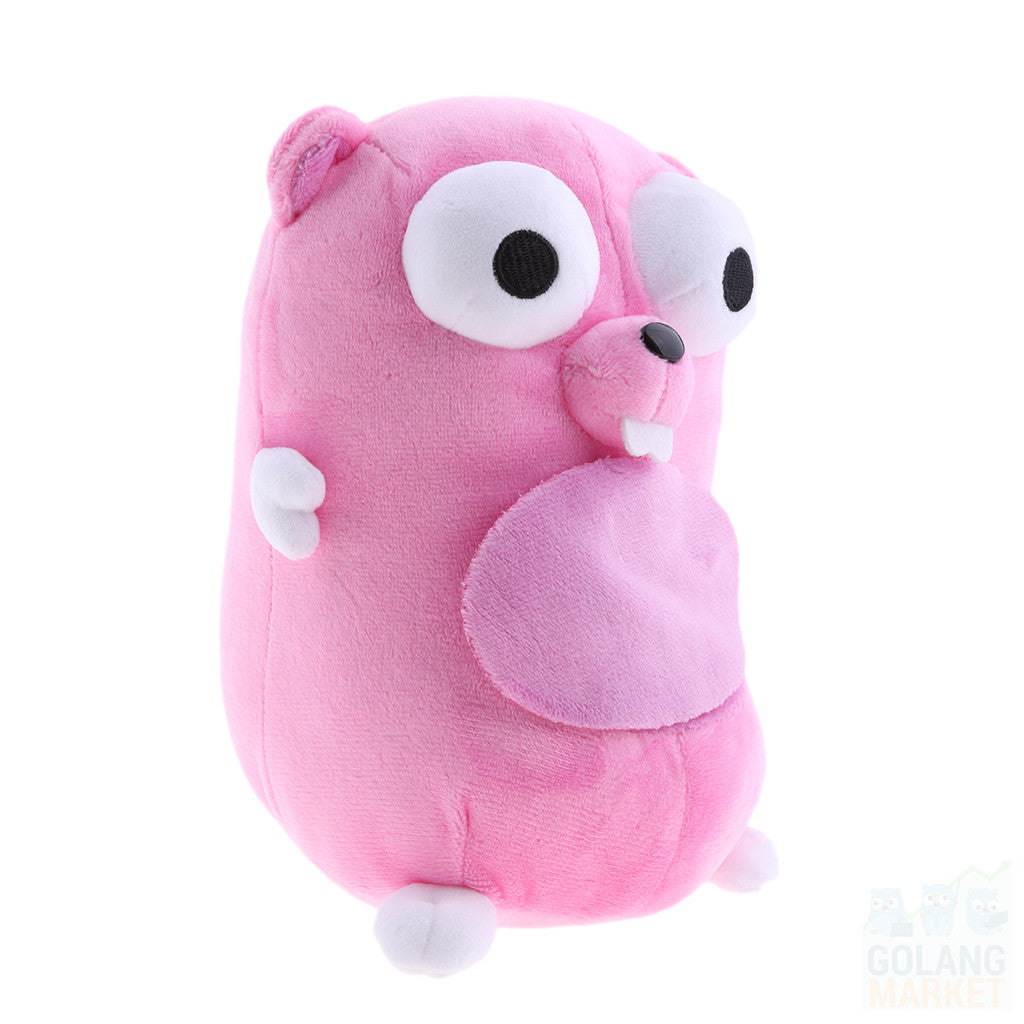 Gopher Plush (with pocket)