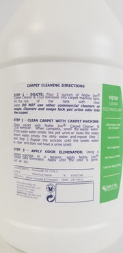 Noble Ion® Professionals Only - Carpet Cleaner and Crud Remover  - Concentrate