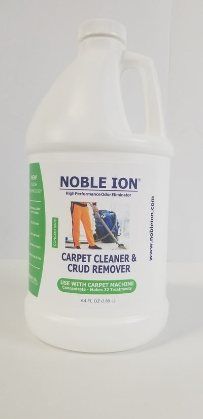 Noble Ion® Carpet Cleaner and Crud Remover - Concentrate