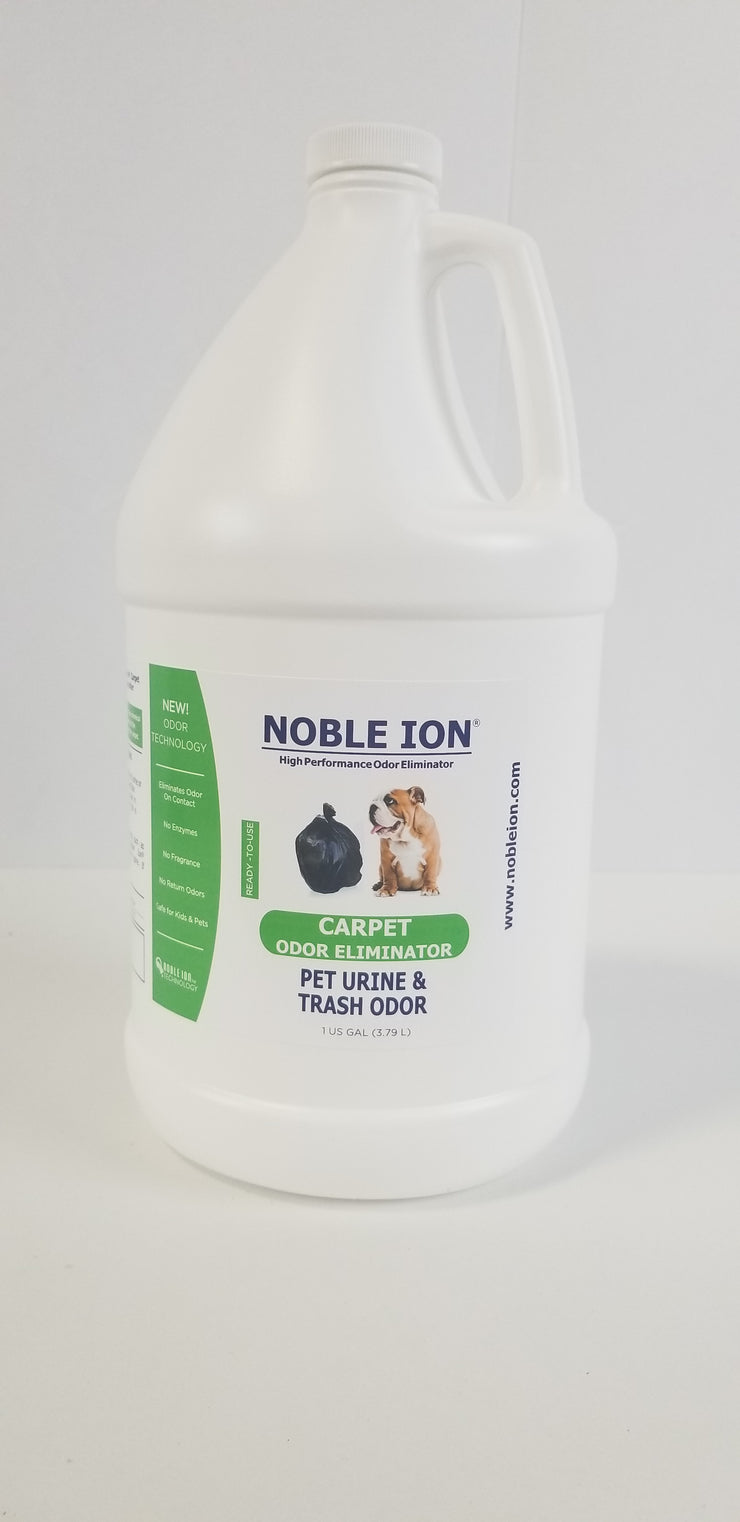 Noble Ion® Carpet Odor Remover - Ready to Use - TEST KIT
