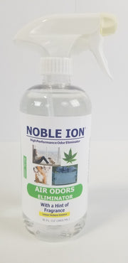 Noble Ion® Airborne Odor Eliminator  - FINISHING Fragrance - Spring Fresh N°1 - Ready to Use
