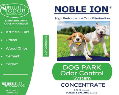 Noble Ion® Dog Park Re-Charger (Case Lots of 16/8 oz)