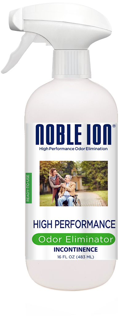 Noble Ion® Incontinence Odor Eliminator (16oz)